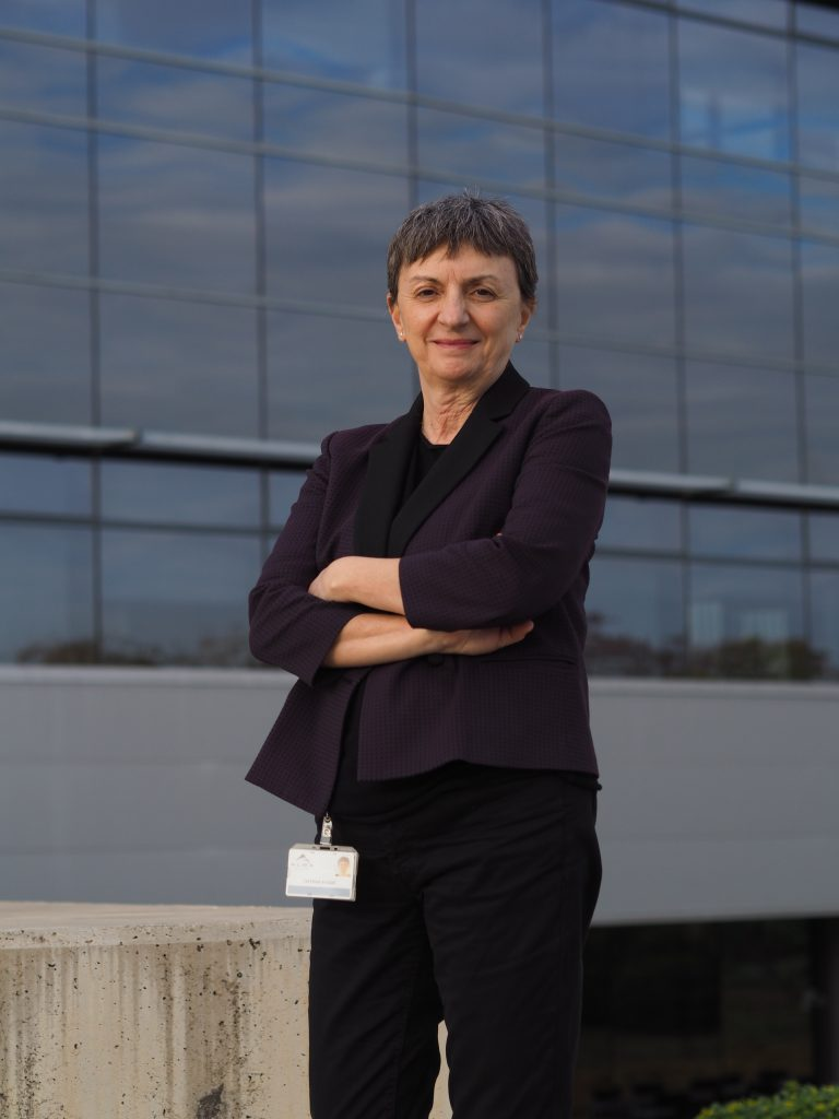 Caterina Biscari, Chair of LEAPS